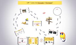 """CEF """"Curso de Educação e Formação"""""""