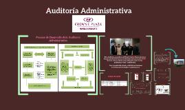 Copy of Auditoría Administrativa