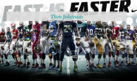 Tlon Johnson