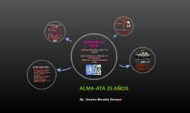 Alma-Ata 25 años