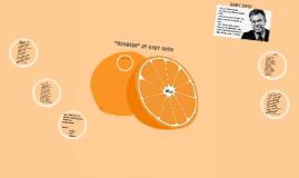 """Oranges"" by Gary Soto"