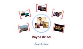 Untitled PreziRayos de sol - José de Rico