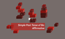 Simple Past Tense of Be: Affirmative