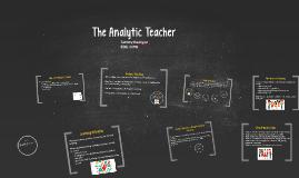 The Analytic Teacher