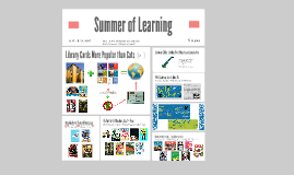 Copy of Summer of Learning
