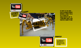 All about Robotics