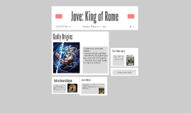 Jove: King of Rome