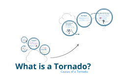 Causes of Tornadoes