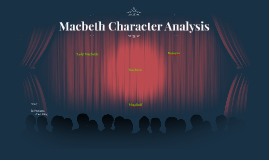 Copy of Macbeth Character Analysis