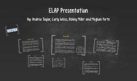 ELAP Presentation