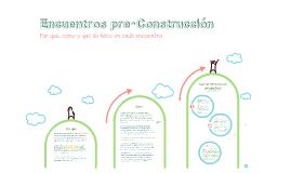 Copy of Encuentros pre-CC