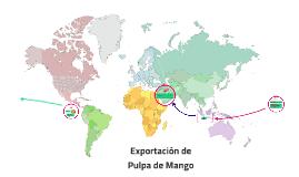 Exportación de