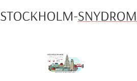 Stockholm Syndrom