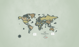 Geopolitics-Alejandra Pineda