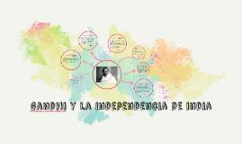 gandhi y la independencia de india