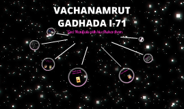 Vachanamrut Gadhada I-71