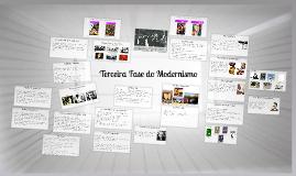 Primeira Fase do Modernismo 1