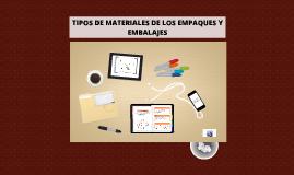 Copy of TIPOS DE MATERIALES PARA EMPAQUES Y EMBALAJE