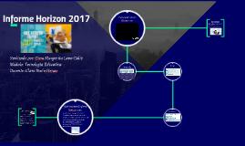 Informe Horizont 2017