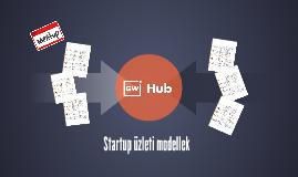Startup üzleti modellek