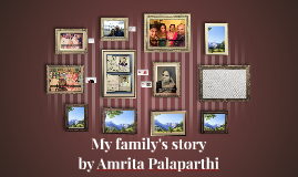 The Palaparthi Family