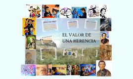 EL VALOR DE UNA HERENCIA
