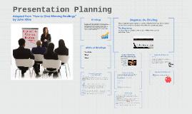 Presentation Planning (EH103 Spring 2019 Edit)