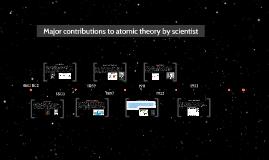 Copy of atom theory