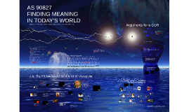 """AS 90827 """"Finding Meaning""""  Year 13"""