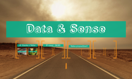Making sense of your business data for business value