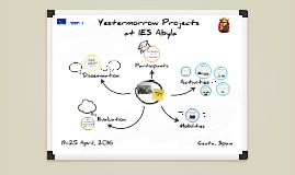 Yestermorrow Projects at IES Abyla