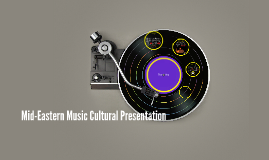 Mid-Eastern Music Cultural Presentation