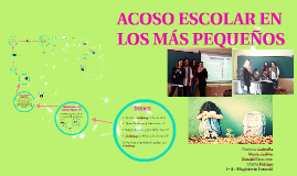 Copy of EL ACOSO ESCOLAR