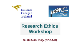 Ethical Considerations - NCI Final Project