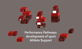 Performance Pathways: development OF sport