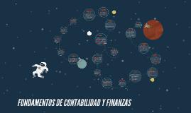 FUNDAMENTOS DE CONTABILIDAD Y FINANZAS