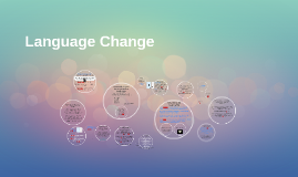 Copy of Language Change