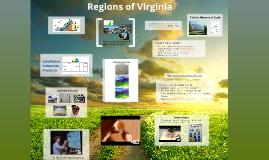 Region of Virginia Landscape
