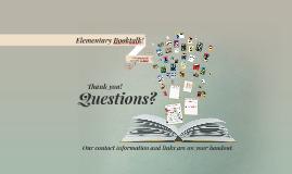 WLMA 2015: Elementary Booktalk