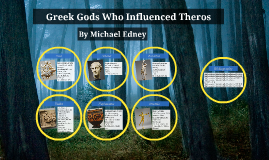 Greek Gods who Influenced Theros