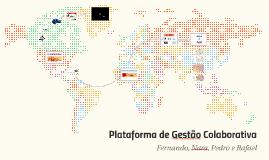 Plataforma de Gestão Colaborativa