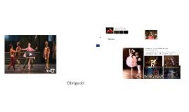 Copy of Petipa e a reforma do balé - estética e problematização do corpo