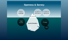 Introduction to Openness & Secrecy