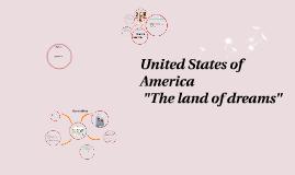 Los Estados Unidos de America