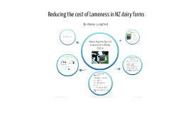 Reducing the Cost of Lameness