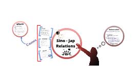 Sino-Jap Relations