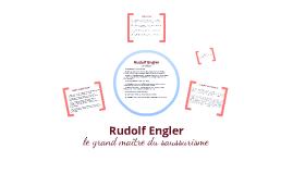 Rudolf Engler