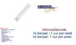 Open Dag Comenius INF