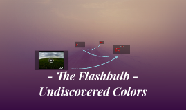 Undiscovered Colors