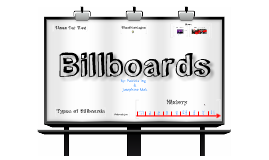 Copy of Billboards